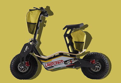 Velocifero MAD 1600W E-scooter