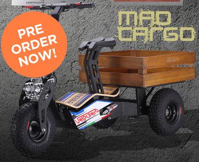 Velocifero MAD Cargo | PRE-ORDER