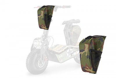 Front steer bag (Army)