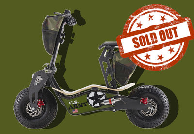 Velocifero MAD 1000W E-scooter